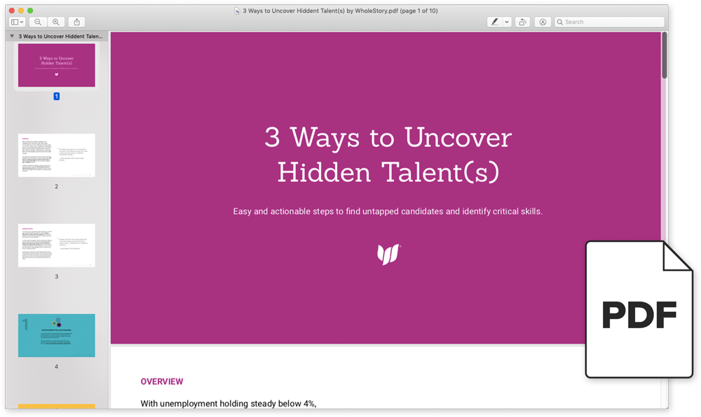 3 Ways to Uncover Hidden Talent(s)